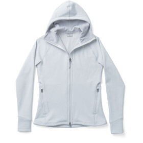 Houdini Power Houdi Jacke Damen ground grey
